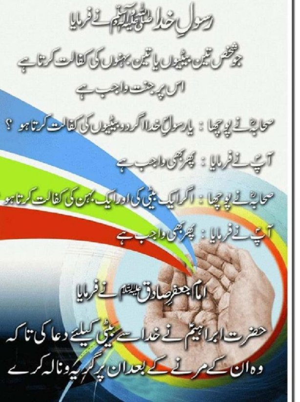 Betiyoon Aur Behnoon Ki Kafalat (1)